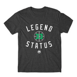 Legend Larry33 Tee (Charcoal Heather) - LOYAL to a TEE