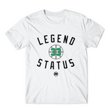 Legend Larry33 Tee (White) - LOYAL to a TEE