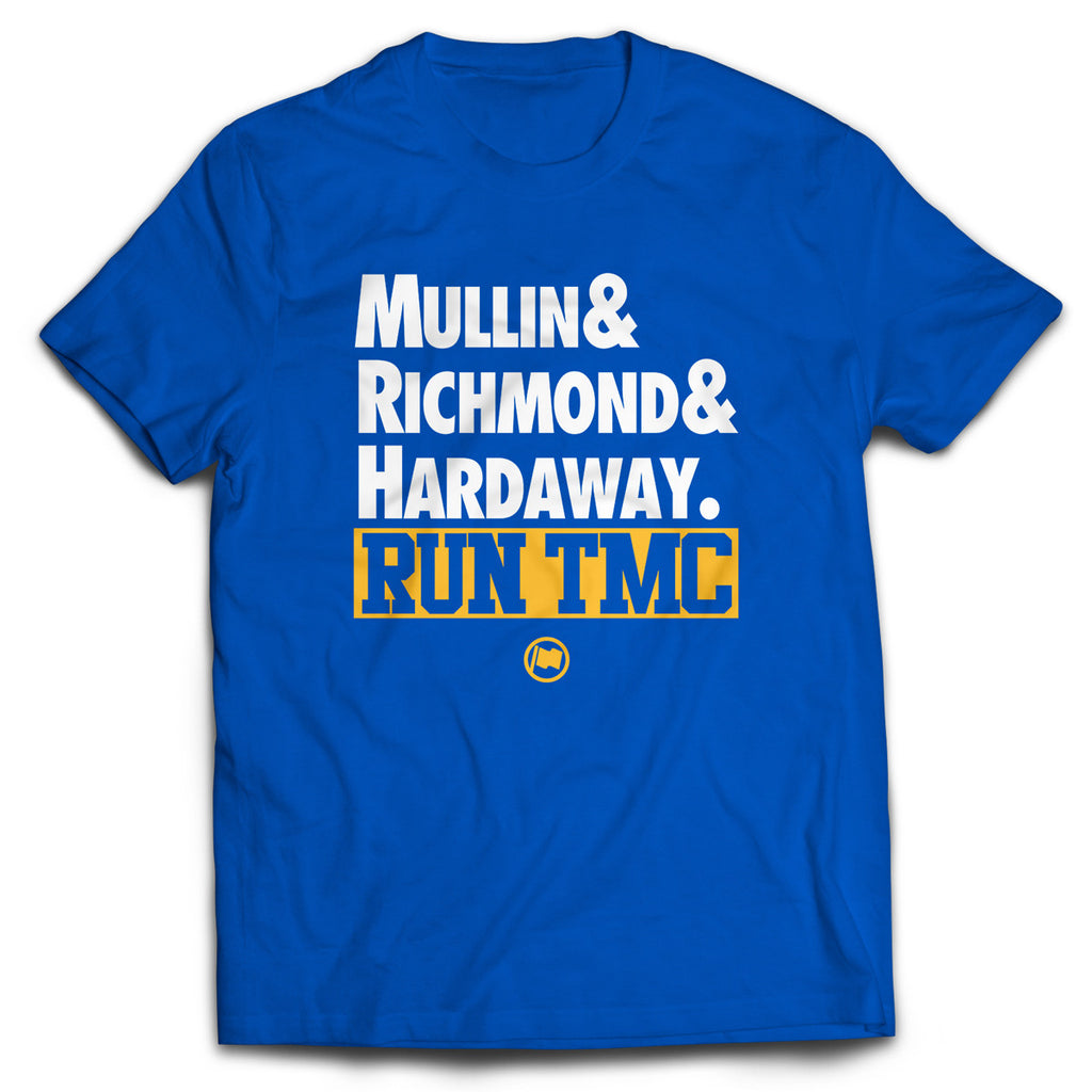 Run TMC Tee (Blue) - LOYAL to a TEE