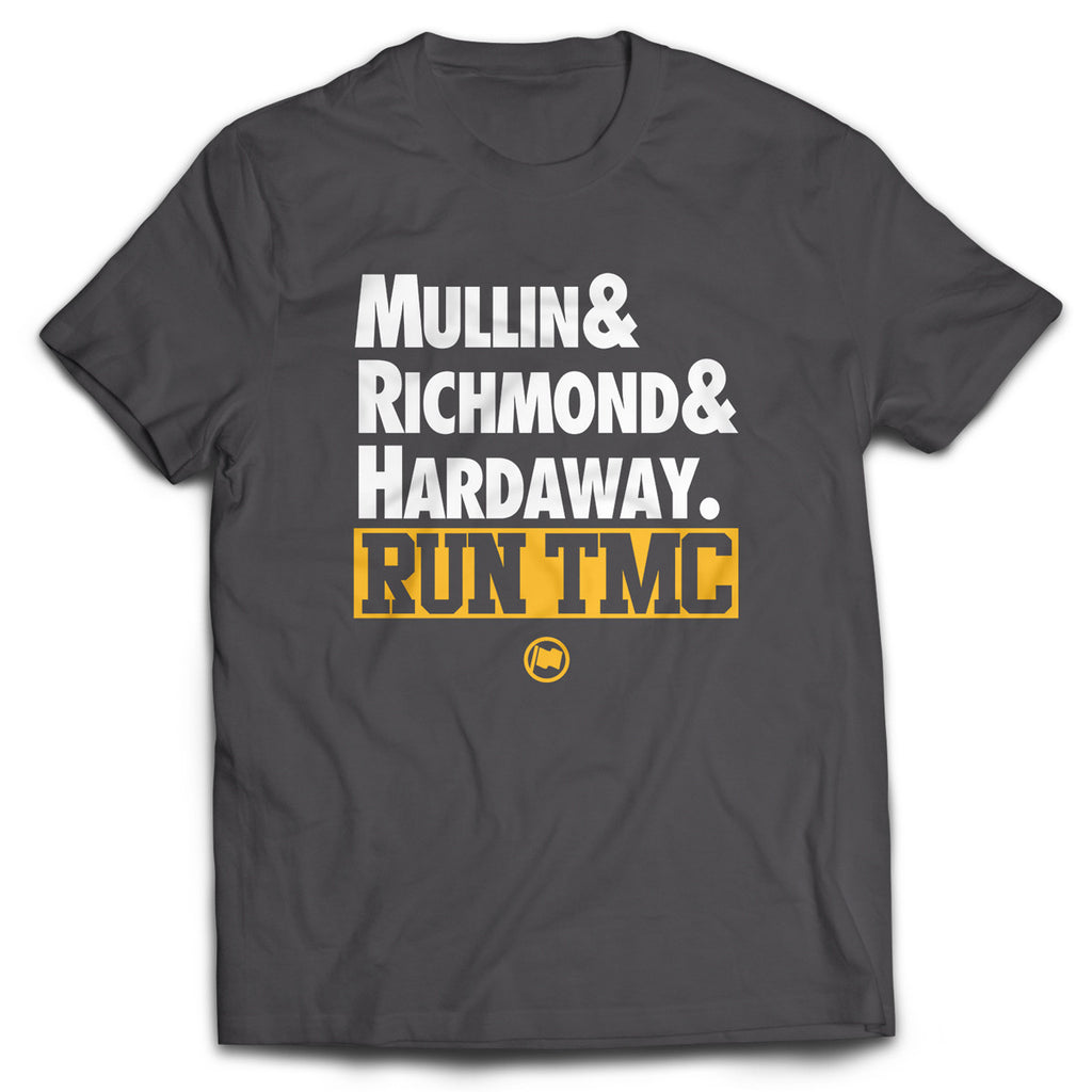 Run TMC Tee (Slate) - LOYAL to a TEE