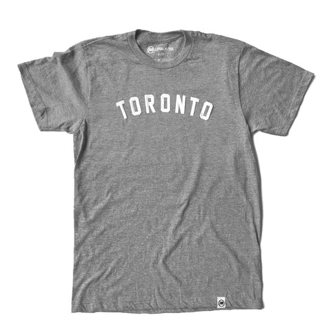 LOYAL to TORONTO Unisex French Terry Hoodie (Heather Oatmeal)