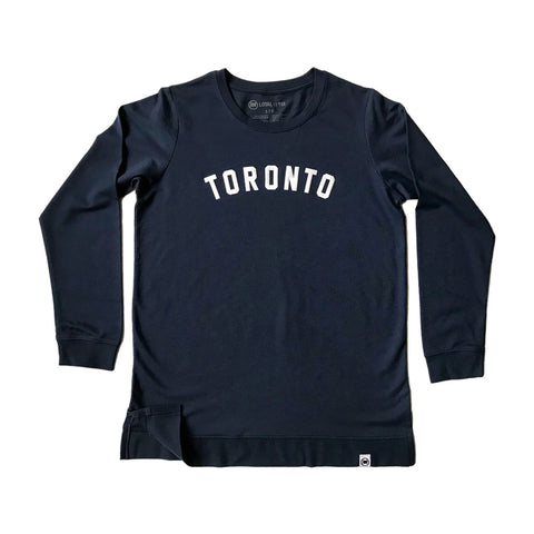 LOYAL to TORONTO Unisex French Terry Hoodie (Heather Grey)