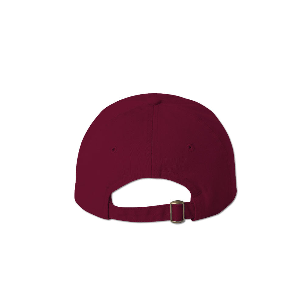 Toronto Script Strapback (Burgundy) - LOYAL to a TEE
