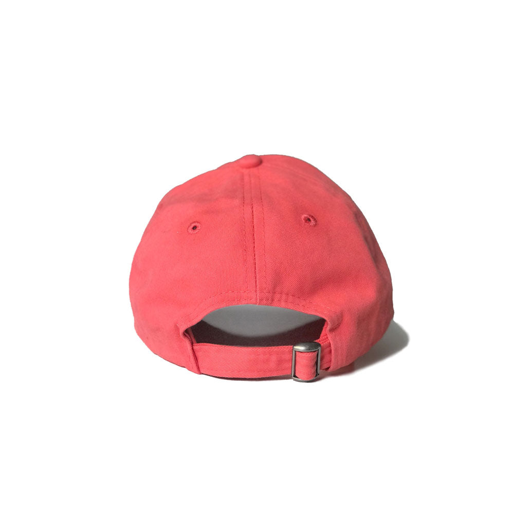 Toronto Script Strapback (Coral) - LOYAL to a TEE