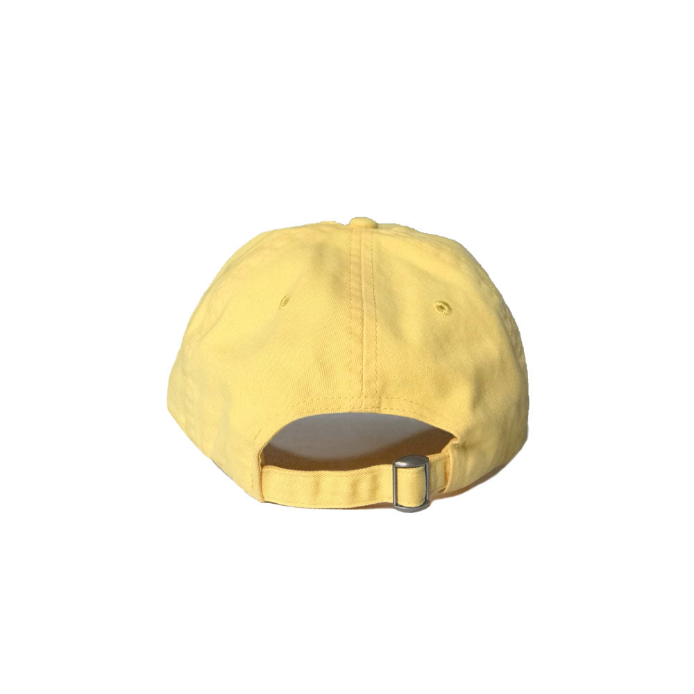 Toronto Script Strapback (Lemon) - LOYAL to a TEE