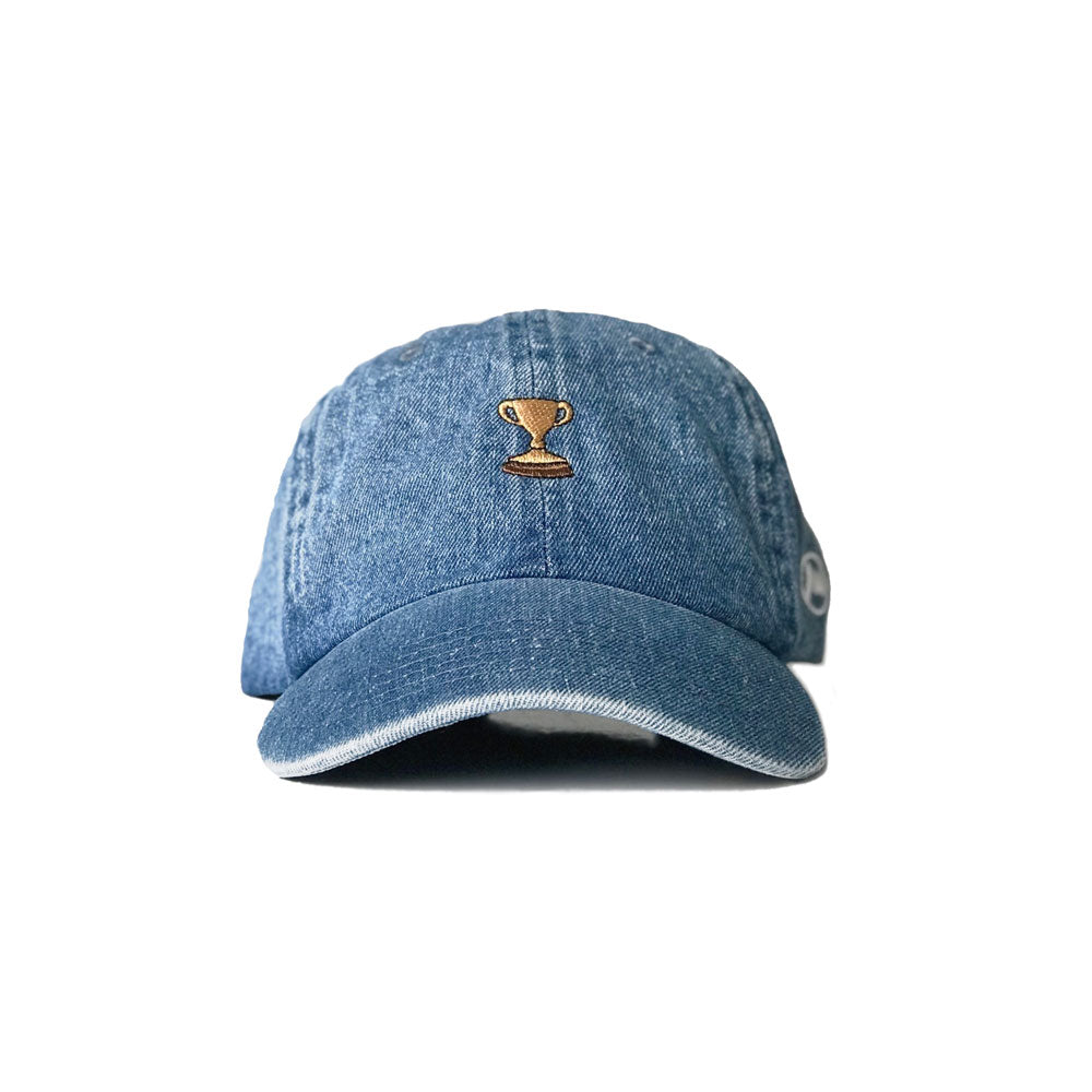 Trophies Strapback (Denim) - LOYAL to a TEE