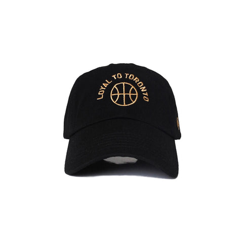 LOYAL to TORONTO Basketball Snapback (Black)