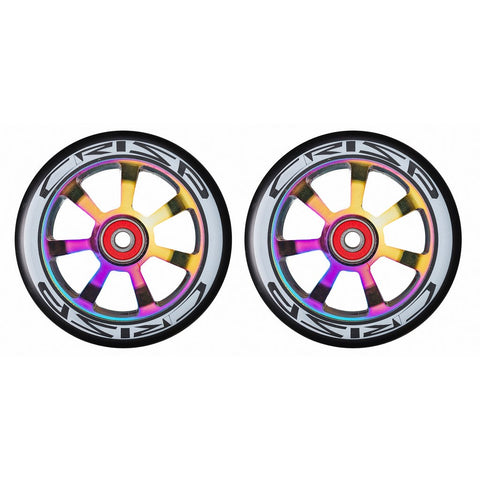 Crisp Hollowtech Wheels - 100mm