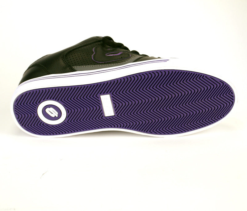 Elyts DB.1 Shoe Black/Purple