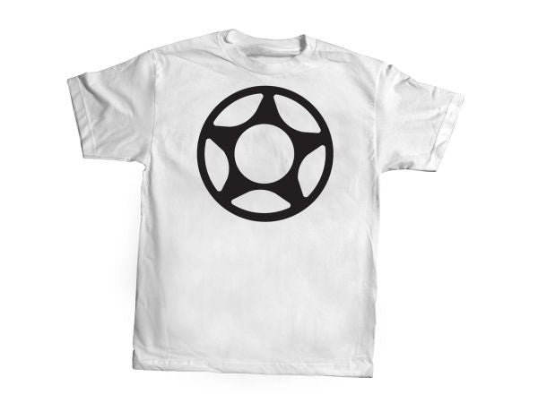 PROTO - Big Star Tee (Black on White / Small)