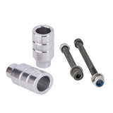 Grit Alloy Pegs w/ Axles