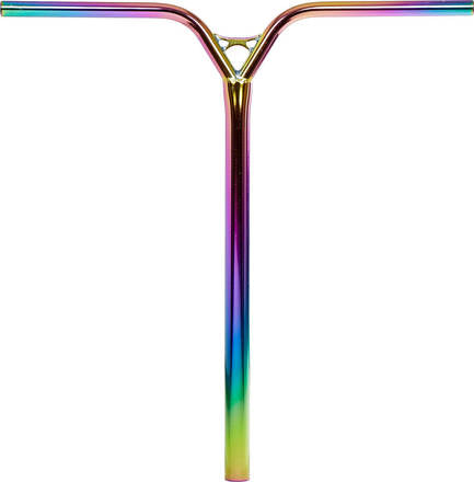 Revolution Supply Trilogy Pro Scooter Bar Neo Chrome
