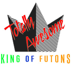 to earn a spot on the king of futons totally awesome list an item has to have a certain over the top amazing  bination of factors including style     totally awesome list   king of futons  rh   kingoffutons