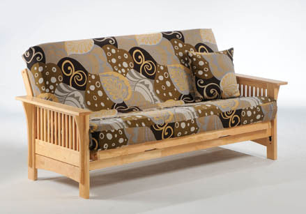 ... Night U0026 Day Furniture Autumn Futon Frame   Natural ...