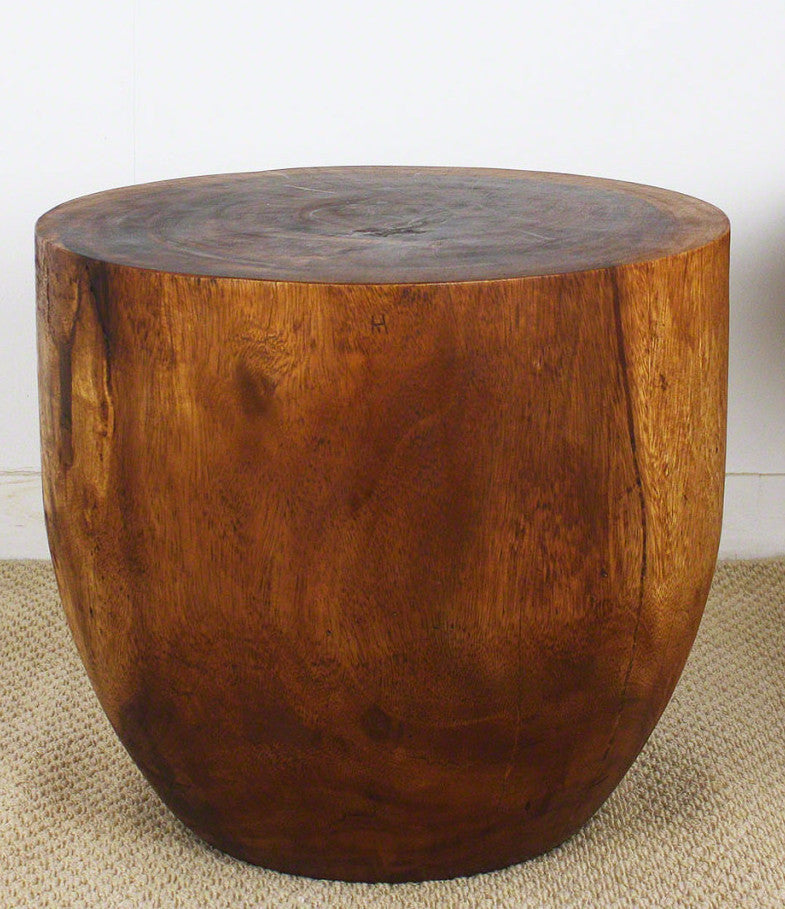 ... Oval Drum Table ...