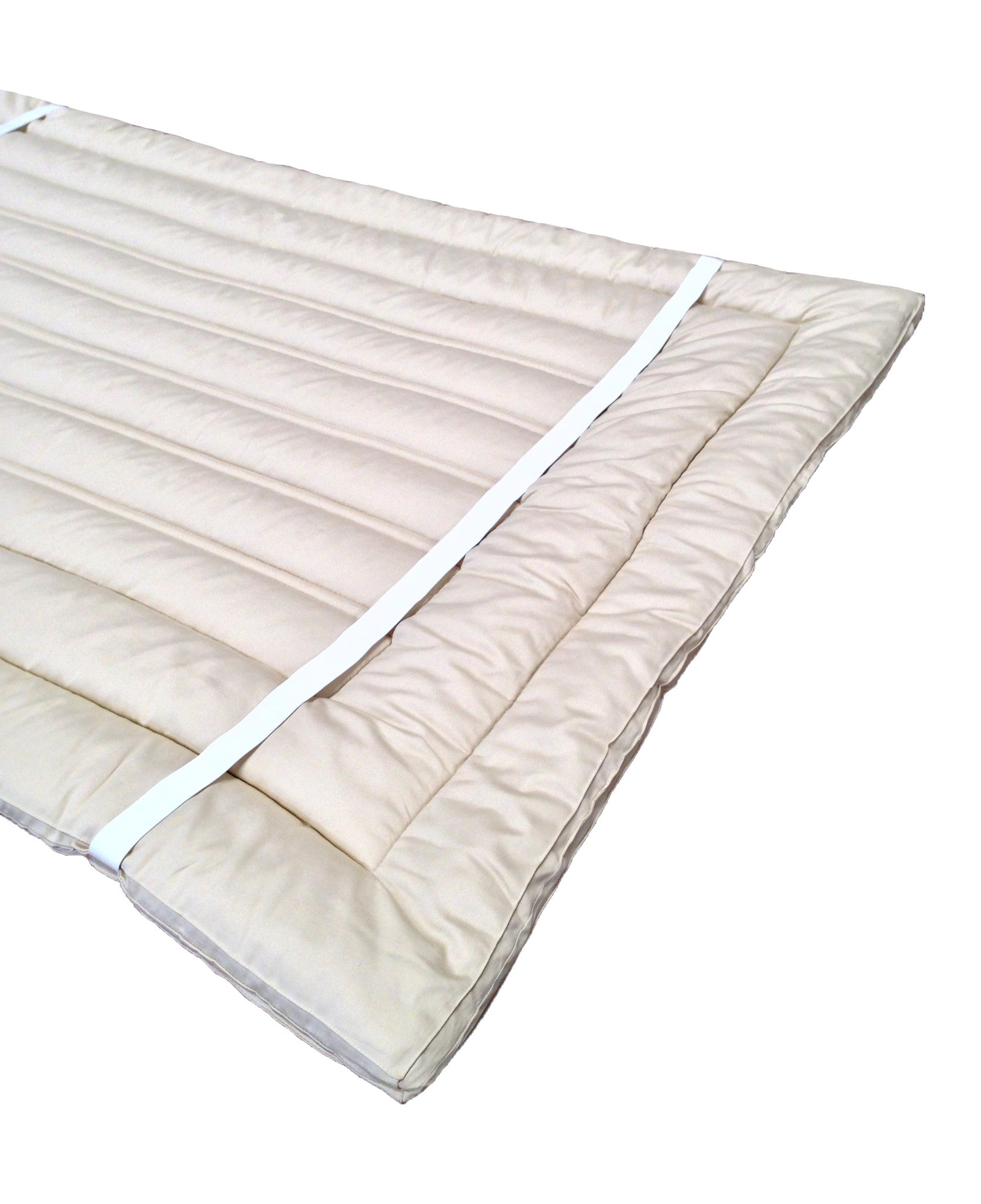 mattress cover organic standard cot wool
