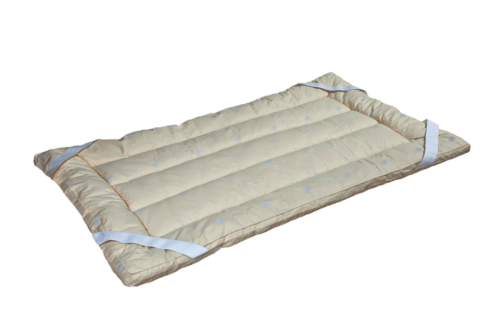 Mytopper Washable Wool Mattress Topper King Of Futons