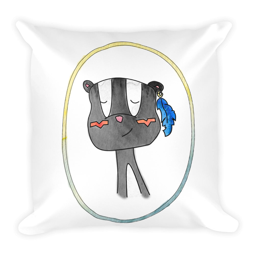 Skunk 'Lost Boy' Pillow