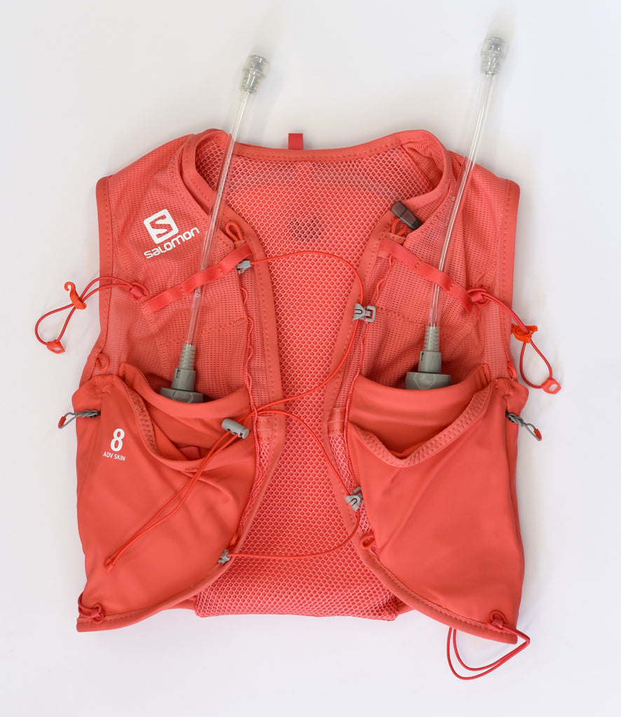 Review - Women's Salomon Advanced Skin 8 Set Trail Running Vest Pack