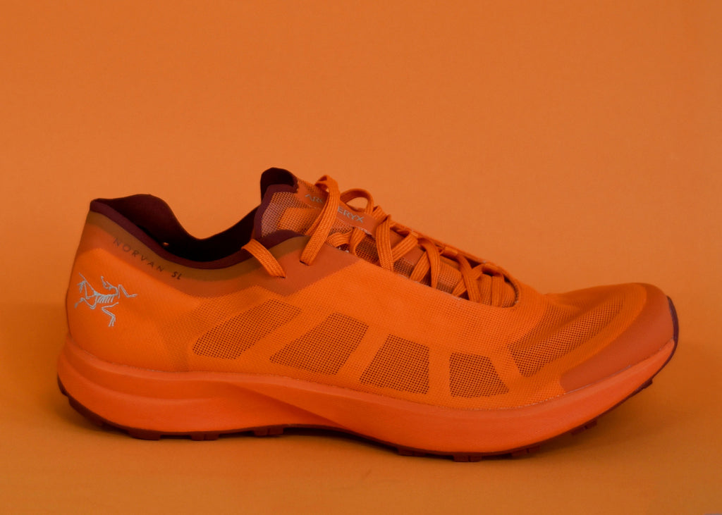 Review: Arcteryx Norvan SL Trail Running Shoe by Chris Price