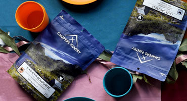 All About Tasmanian Based Campers Pantry