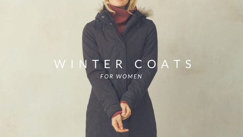 Women's Long Winter Coats