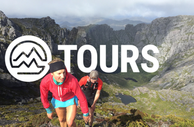 Find Your Feet Tours Trail Running Hanny Allston