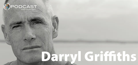 Find Your Feet Podcast Darryl Griffiths