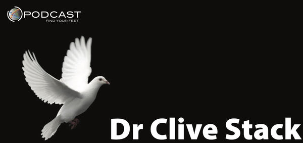 Dr Clive Stack Podcast by Hanny Allston