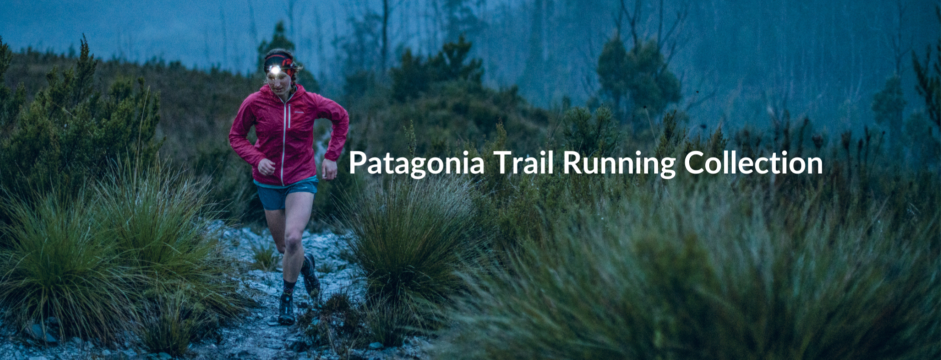 Patagonia Trail Running Collection