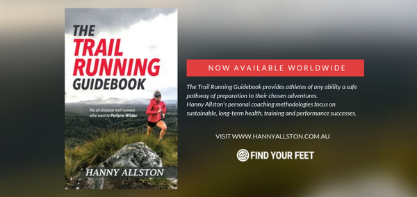 Trail Running Guidebook by Hanny Allston