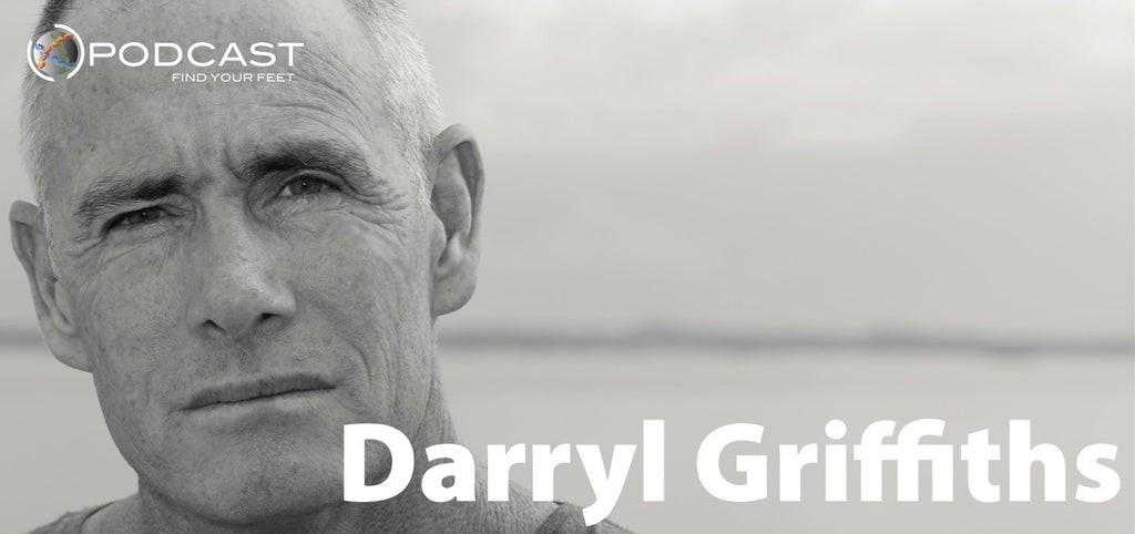 Darryl Griffiths Podcast by Hanny Allston