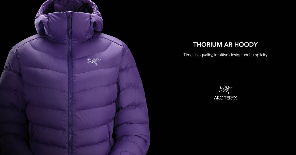 Arcteryx Thorium AR Down Hoody Jacket Womens Find Your Feet Hobart Tasmania Australia