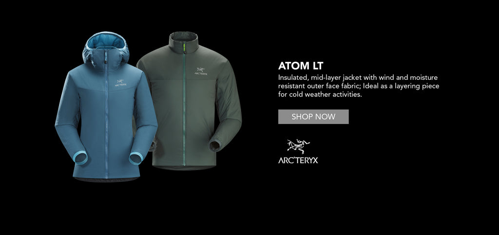 Arcteryx Atom LT Jackets Vests Hooded Insulated