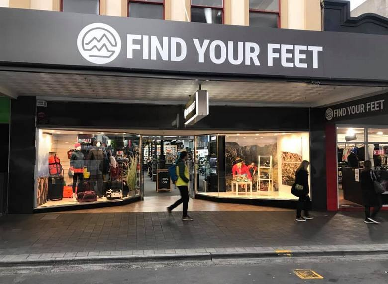 Find Your Feet Hobart