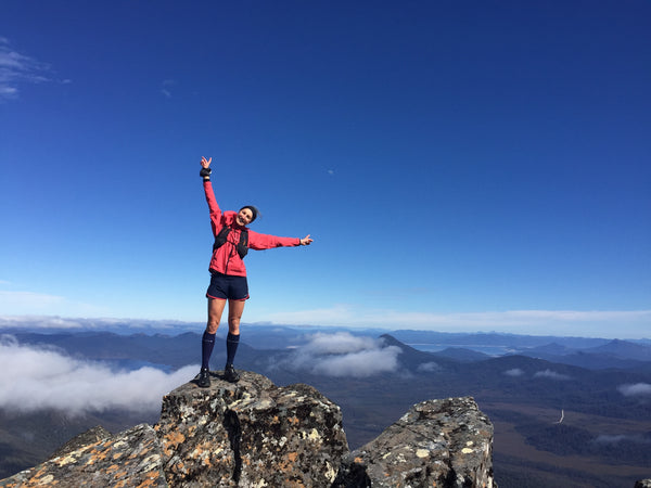 Hanny Allston Find Your Feet Hobart Tasmania Australia Trail Running
