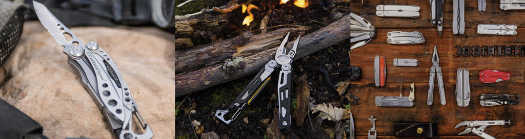 Leatherman Deejo Knives Multitools Hiking Camping Find Your Feet
