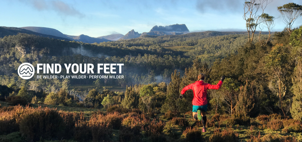 Find Your Feet Australia Hobart Tasmania Trail Running Hanny Allston