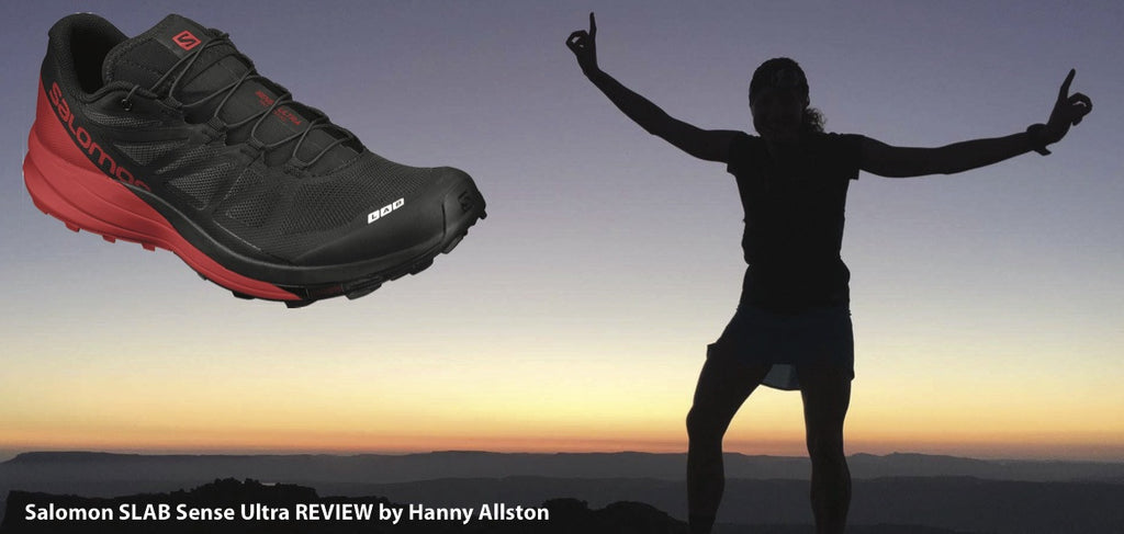 Salomon SLAB Sense Ultra Trail Running Shoes review by Hanny Allston