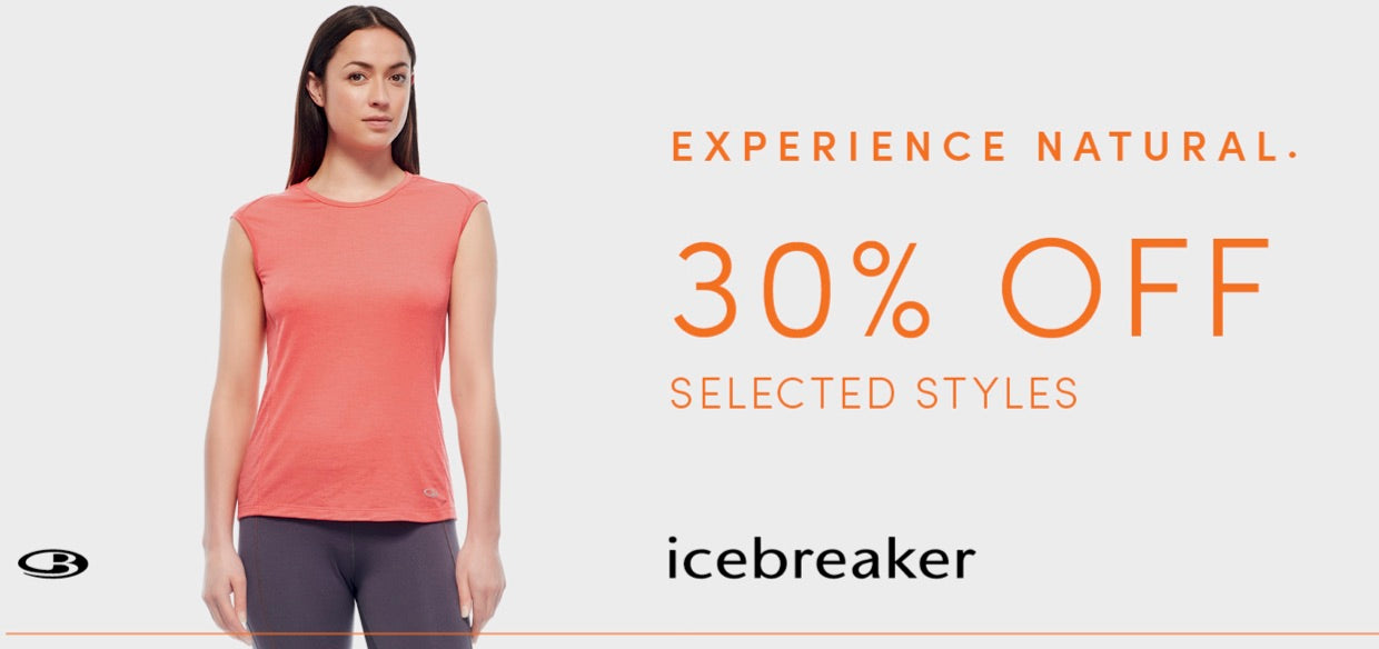 Icebreaker SALE 30% off End of season Find Your Feet Australia Hobart Tasmania