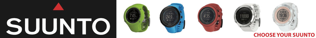 Choose your Suunto GPS Watch