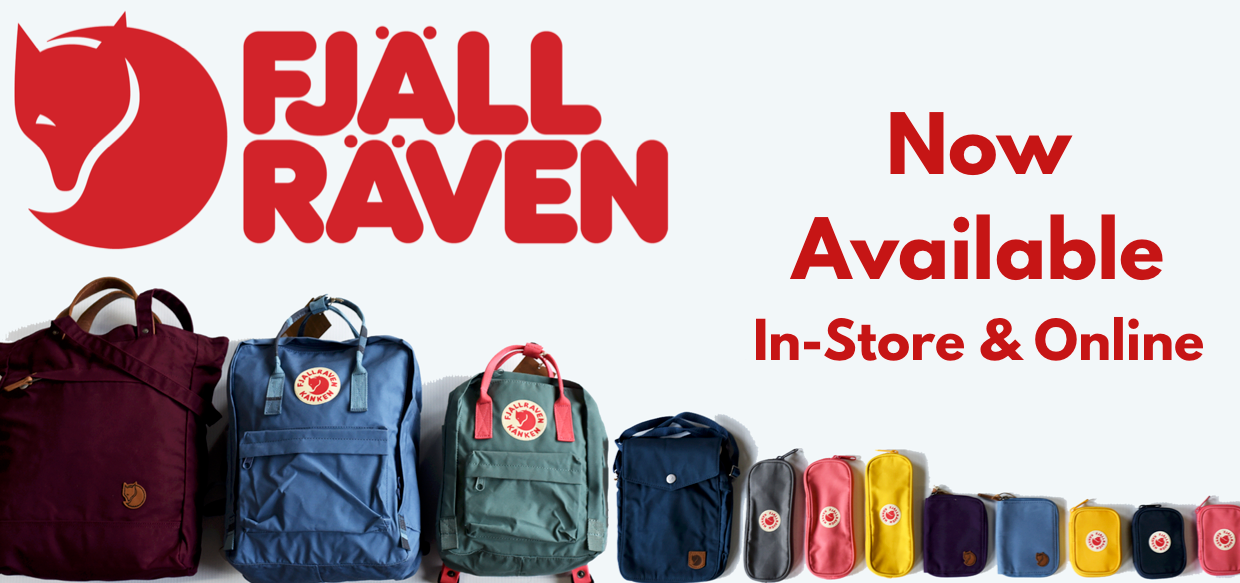 Fjallraven kanken backpack ethically made Swedish