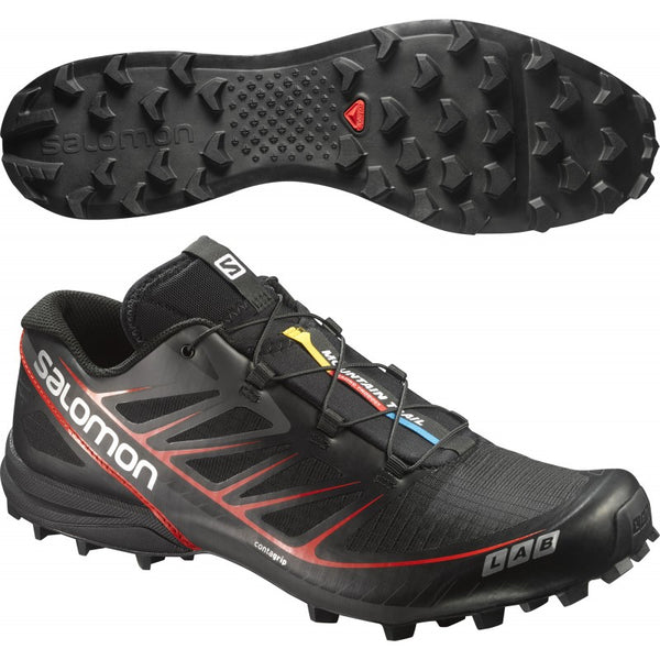 Salomon S/LAB Speed Trail Running Find Your Feet