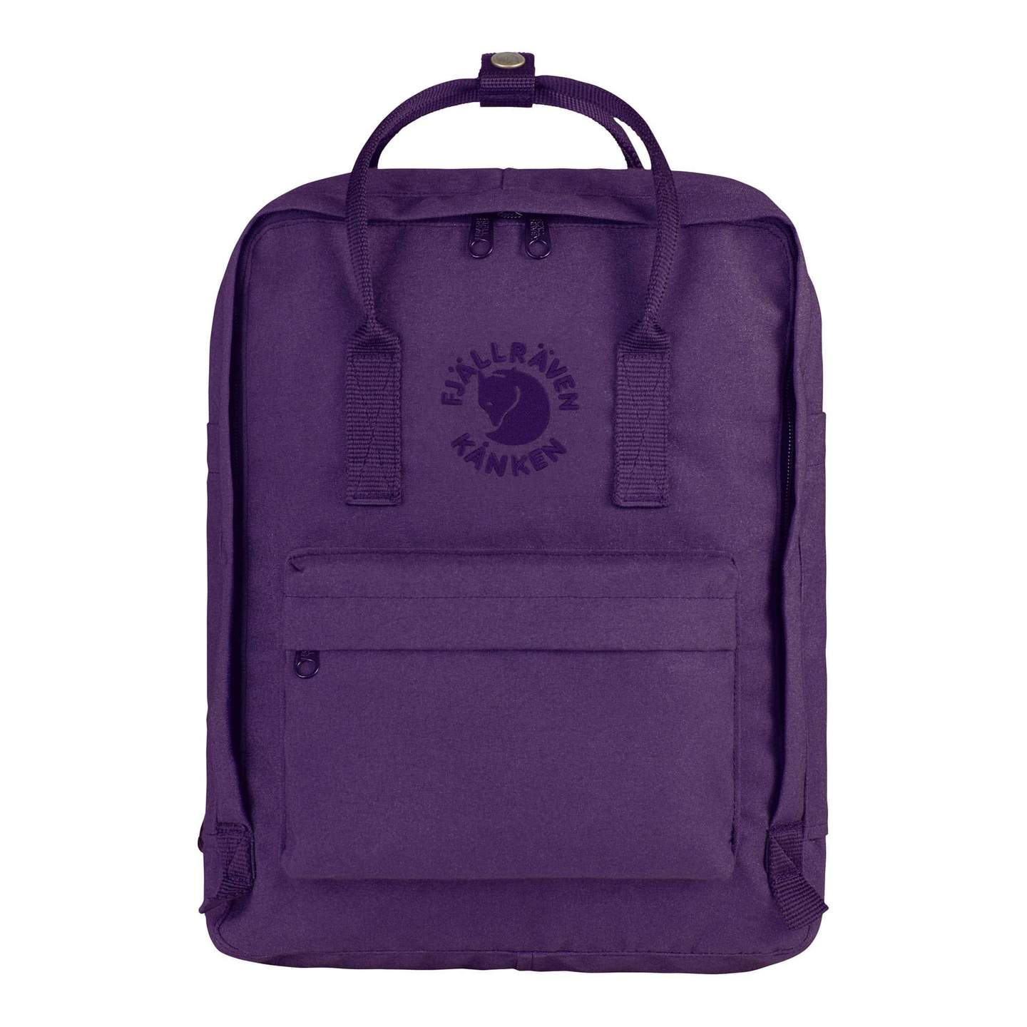 Fjallraven Re-Kanken Backpack - Deep Violet - Find Your Feet Australia Hobart Launceston Tasmania