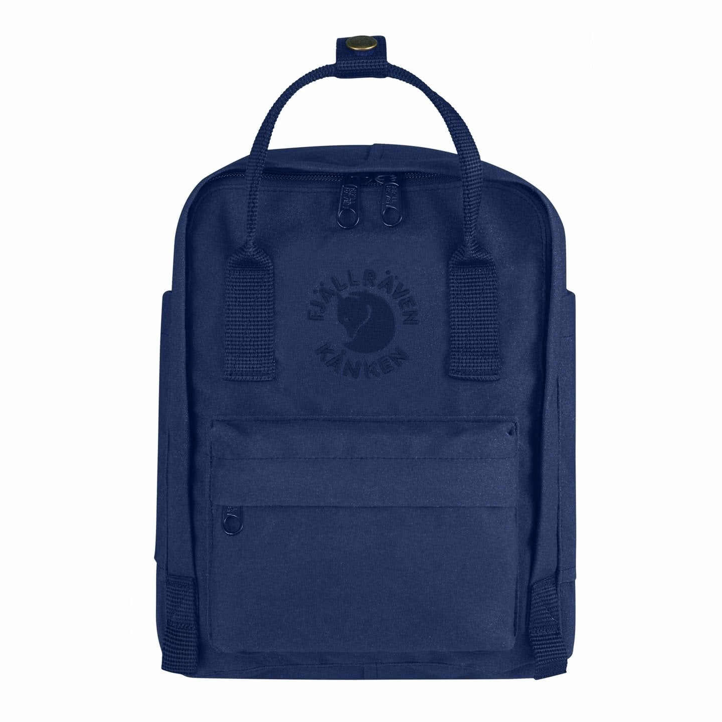 Fjallraven Re-Kanken Mini Backpack - Midnight Blue - Find Your Feet Australia Hobart Launceston Tasmania