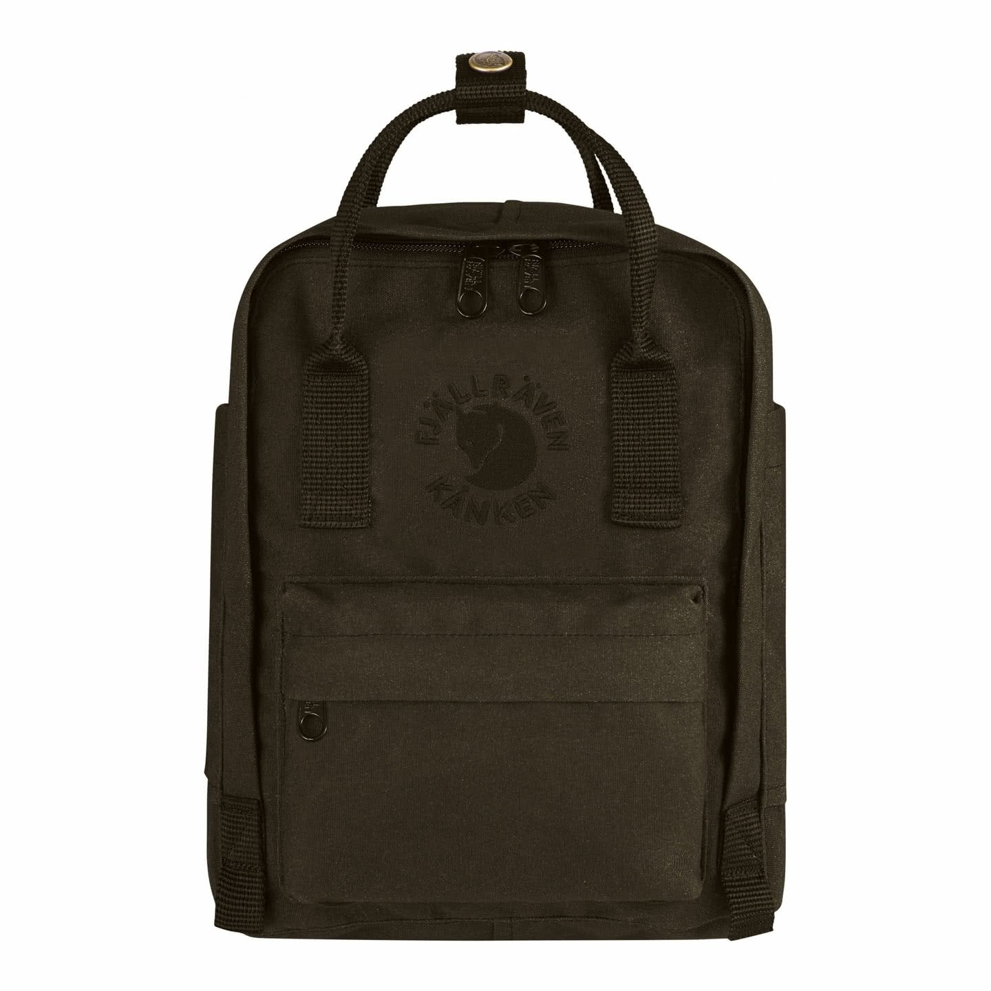 Fjallraven Re-Kanken Mini Backpack - Dark Olive - Find Your Feet Australia Hobart Launceston Tasmania