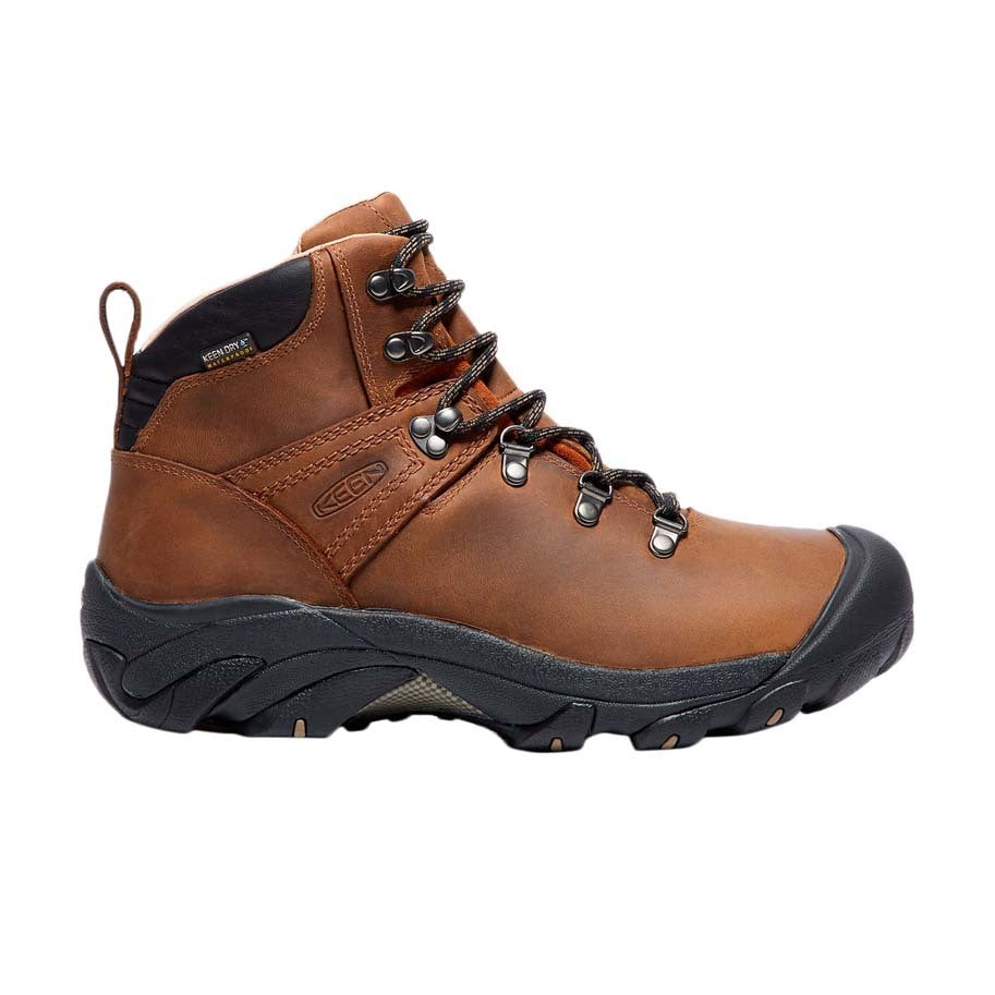 Keen Pyrenees Waterproof Boot (Men's) - Syrup - Find Your Feet Australia Hobart Launceston Tasmania