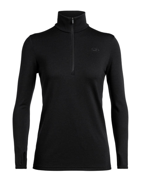 Icebreaker Original LS Half Zip (Women's) - Find Your Feet