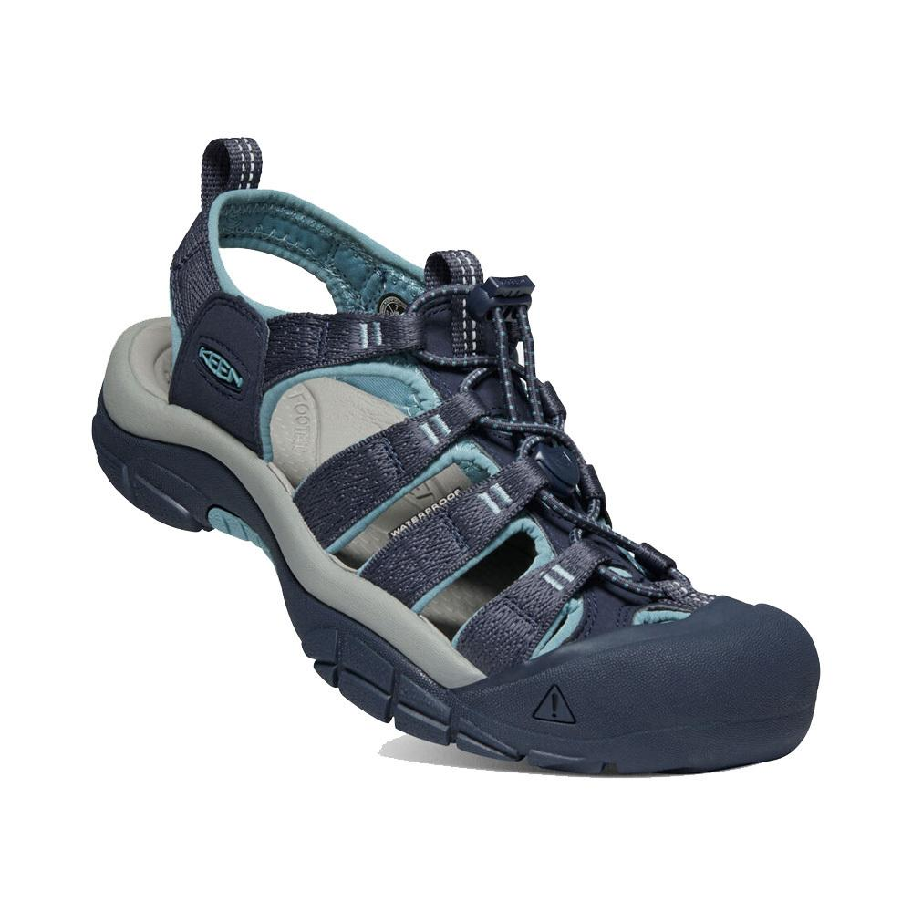Keen Newport H2 Sandal Navy Smoke Blue (Women's) - Find Your Feet Australia Hobart Launceston Tasmania