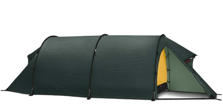Hilleberg Keron 3 Hiking Tent - Green - Find Your Feet Australia Hobart Launceston Tasmania